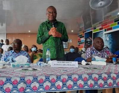 Côte d'Ivoire : Précisions sur la déclaration attribuée à  Damana Pickass à Yopougon et  qui provoque le courroux des partisans du pouvoir