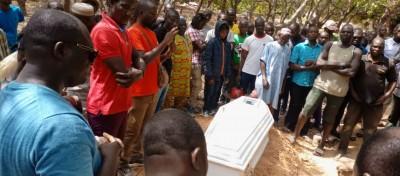 Côte d'Ivoire : Ferké, après  l'enterrement de Watchman, ses proches décidés à saisir...