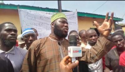 Guinée : Un mort à Kankan dans des manifestations contre l'interdiction des prières n...