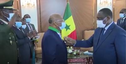 CEDEAO : L'Ivoirien  Jean Claude Kassi Brou élevé au rang de Commandeur dans l'Ordre...