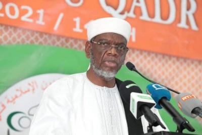 Côte d'Ivoire : Célébration du Qadr, Ousmane Diakité demande à Ouattara de « persévérer dans les actes en faveur de la paix de la consolidation de l'unité nationale et du renforcement de la cohésion