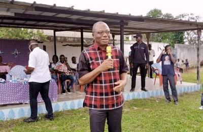 Côte d'Ivoire : Depuis Anyama, Damana : « Nous ne sommes pas venus d'exil pour créer des troubles »