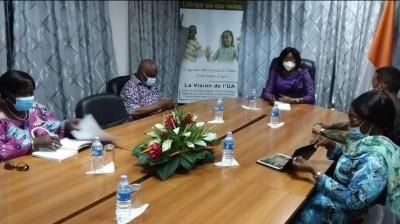 Côte d'Ivoire : Retour de Gbagbo, ce que la représente de  l'Union Africaine aurait confié à une délégation du FPI