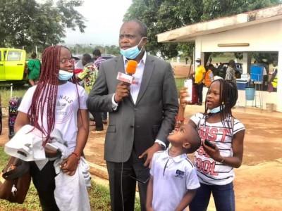 Côte d'Ivoire : L'ex-député et maire du PDCI de Man, Dr André Tia claque la porte du...