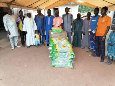 Côte d'Ivoire : Jeûne, Bruno Koné aux côtés des musulmans de la Bagoué