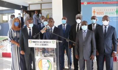 Côte d'Ivoire : Avant la grande saison des pluies, voici les mesures arrêtées par le...