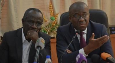 Côte d'Ivoire : Suspension du processus électoral de la FIF, le TAS aurait entendu lu...