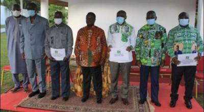 Côte d'Ivoire : Allah Kouadio Remi à Guikahué : « C'est chez toi que je vais prendre les braises pour allumer mon feu »