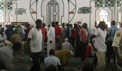 Côte d'Ivoire:    Célébration de l'Aïd El Fitr, l'imam Bachirou de la Riviera Golf salue « la libération provisoire des détenus de la crise électorale d'octobre 2020 »