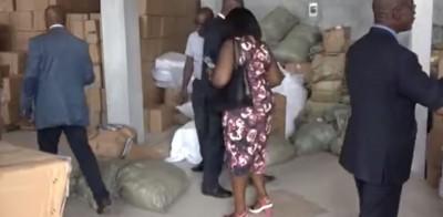 Côte d'Ivoire : Cocody, découverte d'un laboratoire clandestin de fabrication de faux médicaments appartenant à des ressortissants chinois