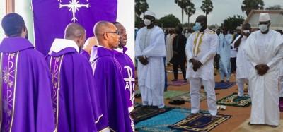 Togo :  Ramadan et Ascension ce jeudi, service minimum