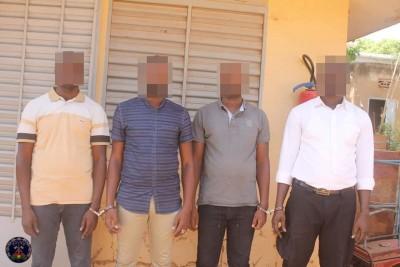 Burkina Faso : Quatre individus interpellés pour fraude fiscale portant sur près de 17 milliards