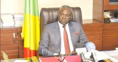 Congo : Le ministre de l'enseignement Anatole Collinet Makosso nommé Premier ministre