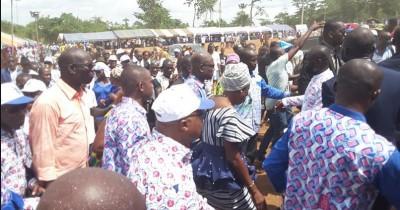 Côte d'Ivoire : La prefecture d'Abidjan interdit un rassemblement du FPI pour risque d'affrontement avec des victimes de la crise post-electorale de 2011