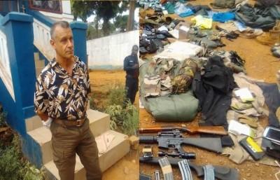 Centrafrique : Le français arrêté à Bangui serait « un espion» pour le compte des services secrets français