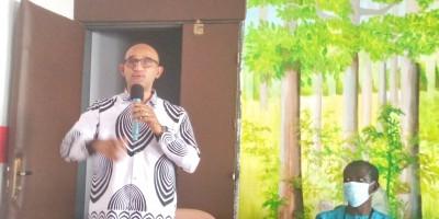 Côte d'Ivoire : À Yopougon, Michel Gbagbo demande un soutien pour les prochaines muni...