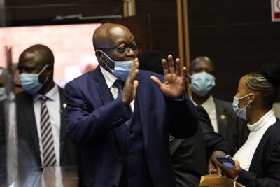 Afrique du Sud : L'ex-Président Zuma face à la justice pour une « affaire d'armements » vieille de 20 ans