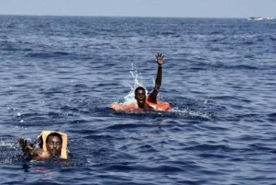 Maroc-Espagne : Plus de 80 migrants rejoignent à la nage l'enclave  de Ceuta