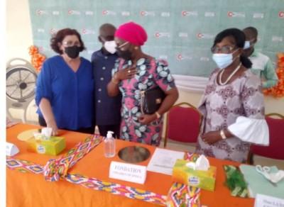 Côte d'Ivoire : La Fondation de Mme Dominique Ouattara fait des dons importants au Co...