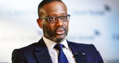 Côte d'Ivoire : Sommet de Paris, pour Tidjane Thiam, le développement de l'Afrique es...