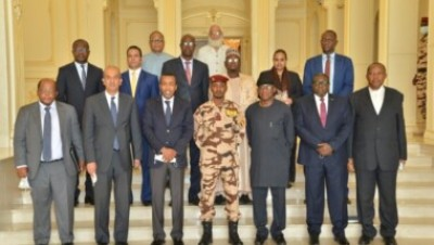 Tchad :  Mahamat Idriss Déby assure qu'il ne se présentera pas aux prochaines élections