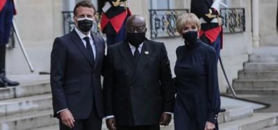 Ghana : Sommet en France, propositions d'Akufo-Addo à réinitialiser les règles économiques