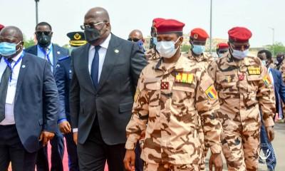Tchad : Pour Félix Tshisekedi, il n'y a pas eu de « coup d' Etat » au Tchad