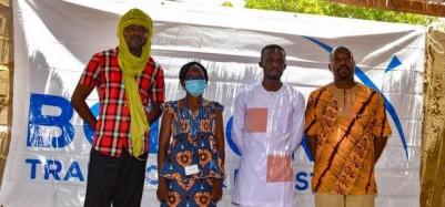 Burkina Faso : Soutient aux familles déplacées, Bolloré s'active pour la création d'activités génératrices de revenus