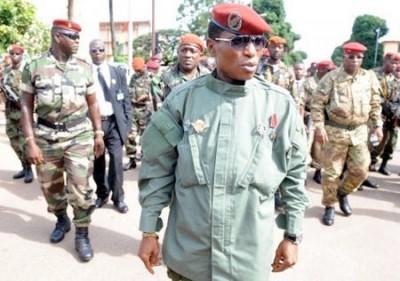 Guinée : Massacre du 28 Septembre, Dadis Camara en tête d'une liste noire de l'Union...