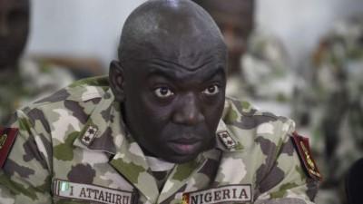 Nigeria : Le chef de l'armée meurt à Kaduna dans le crash d'un avion militaire