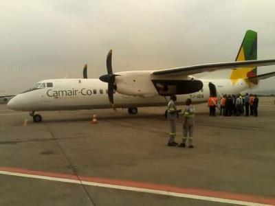 Cameroun :  Incertitudes sur les causes de sortie de piste d'un avion à l'aéroport de Yaoundé Nsimalen