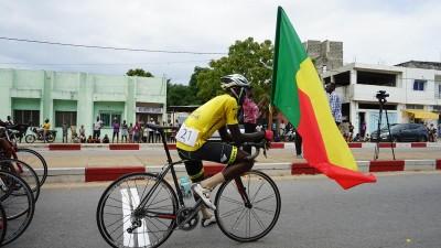 Bénin : Tour cycliste du Bénin, 5e étape, victoire du burkinabè Koné Souleymane, l'ivoirien Kouamé Antoine Kouadio arrive 2e