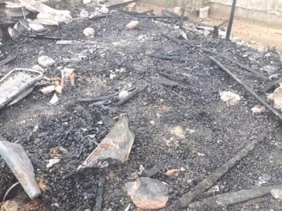 Cameroun : 4 enfants d'une même famille tués dans l'incendie de leur maison à Douala
