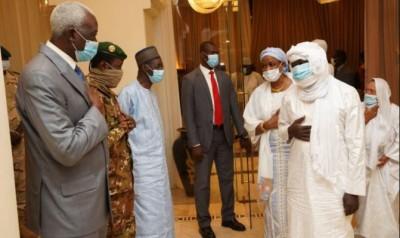 Mali : La communauté internationale préoccupée par l'arrestation du président Bah N'Daw et de son Premier ministre  Moctar Ouane