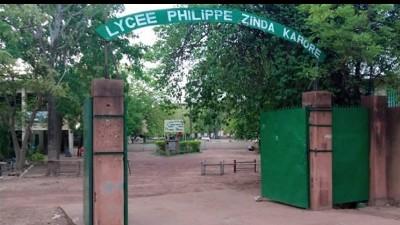 Burkina Faso : Troubles en milieu scolaire, le plus grand lycée fermé et une dizaine d'élèves en détention