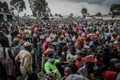 RDC : Volcan Nyiragongo, une partie de Goma évacuée à cause d'un risque d'éruption