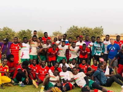 Burkina Faso : Rugby Africa cup, le tournoi de repêchage prévu à Ouagadougou du 5 au 13 juin