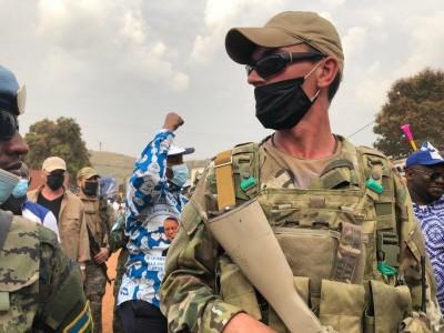 Centrafrique : Trois mercenaires russes et deux policiers tués dans l'explosion d'une mine