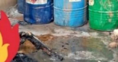 Burkina Faso : Un homme mort calciné et un autre gravement brûlé dans l'explosion de barils de carburant