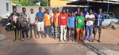 Côte d'Ivoire : Lutte contre le travail des enfants, 30 personnes  mis aux arrêts  et 31 enfants sauvés à Bouna