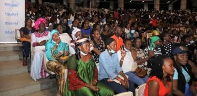 Côte d'Ivoire : Bolloré Transport & Logistics célèbre ses mères et femmes en Humour