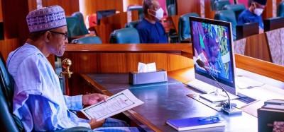 Nigeria :  Twitter supprime un tweet de « menace » de Buhari