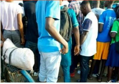 Côte d'Ivoire : Yopougon, horreur, un chauffeur de taxi décède après avoir été violemment tabassé par un conducteur de gros camion et ses apprentis