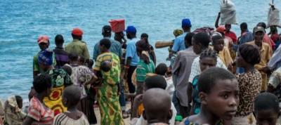 RDC :  19 morts au moins dans le naufrage sur le lac Tanganyika