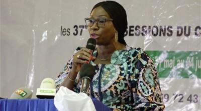 Côte d'Ivoire :    Ouverture des 37ème et 38ème sessions du CAMES, Kandia invite les États membres à consolider le Plan stratégique de l'organisation