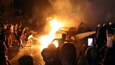 Egypte : Six adolescentes meurent dans l'incendie d'une prison pour jeunes filles