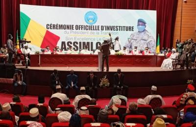 Mali : Assimi Goïta officiellement président de la transition