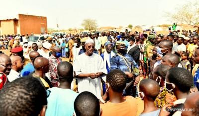 Burkina Faso : Attaque de Solhan, plus 3.300 personnes contraint de fuir selon le HCR