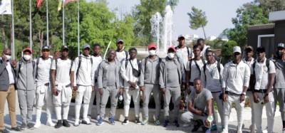 Togo : Après stage, les Eperviers focalisés sur l'avenir, objectif 2022