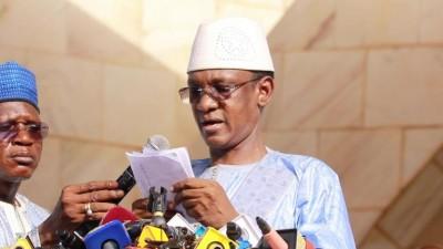 Mali : Fraîchement nommé, Choguel Maiga promet un nouveau gouvernement d'ici dimanche